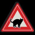 Overstekende katten