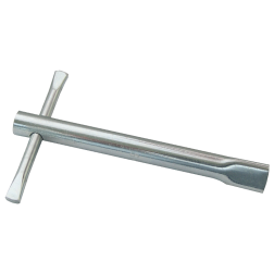 Driekantsleutel Plug (Prullenbak) 8 mm Sleutel, Prullenbak, Afvalbak, Driekant, Slot