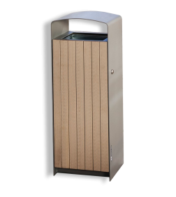 Product mmcité - Prax Design by David Karásek Afvalbak - mmcite type Prax prullenbak, afvalbakken,