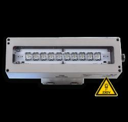 Aanstraalverlichting 230V-20W Power-LED aanstraalverlichting, aanstraal, verlichting, scheepvaartbord, lamp, LED, 230v