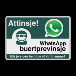 WhatsApp Attinsje buertprevinsje Ynformaasje board 01 - L209wa-f L209wa Whats App, WhatsApp, watsapp, previnsje, omtinken, buert, L209, buertprovinsje, strjitteferhindering, tûzen previnsje, buertprevinsje, Attinsje!, buert previnsje