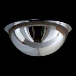 Bolspiegel 1000mm - kijkhoek 360° Jislon, verkeerspiegel, veiligheidspiegel, veiligheidsspiegel, buitenspiegel, magazijnspiegel
