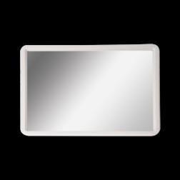 Platte binnenspiegel 400x300mm acryl Jislon, verkeerspiegel, veiligheidspiegel, veiligheidsspiegel, buitenspiegel, magazijnspiegel