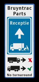 Verkeersbord Eigen terrein + RVV A01 snelheidsbeperking + op dit terrein gelden de regels conform de wegenverkeerswetgeving + video bewaking + verboden toegang artikel 461 Verkeersbord 400x1000mm Routebord parkeerbord, logo, verboden toegang,camera, video, eigen terrein, parkeerverbod, speciale borden, A1