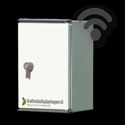 Traffic detector draadloos met radar - TSD4