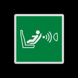 Reddingsbord E014 - Detectiesysteem voor kinderstoeltje Reddingsbord E014 - Detectiesysteem voor kinderstoeltje Kinderstoel, detectie, stoeltje, airbag, vluchtroutebord, reddingsmiddelbord, , vluchtroutebord, reddingsmiddelbord, evacuatie, evacuatiebord, veiligheidspictogram, veiligheidsbord, Nooduitgang pictogrammen, Vluchtrouteaanduiding, Verzamelplaats pictogram, Reddingspictogram, nooduitgang symbool, teken, icoon, symbolen, reddingsborden, bhv bord
