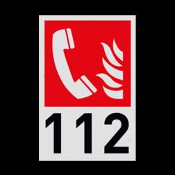 Product F006 - Telefoon voor brandalarm Pictogram F006 - Telefoon voor brandalarm Telefoon - Brandweer, 112, brandtelefoon, brandalarm, F006, redding, evacuatie, Brand, locatie, vuur, blussen, vluchten, Brandbestrijdingsteken, brandbestrijdingspicto