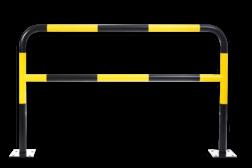 Beschermbeugel DSR 1220mm - Aanrijdbescherming staal aanrijdbeveiliging, aanrijdbescherming, beschermbeugel, hek, afzethek