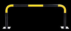 Beschermbeugel SR 1220mm - Aanrijdbescherming staal aanrijdbeveiliging, aanrijdbescherming, beschermbeugel, hek, afzethek