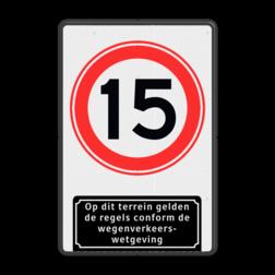 Verkeersbord Snelheid met ondertekst cadeau, kado, Zonebord , A01-30, snelheidsbord, maximalesnelheid, maximale snelheid, maximumsnelheid, maximum snelheid