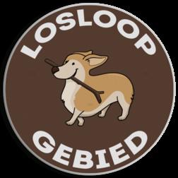 Informatiebord Losloop gebied voor honden Informatiebord - Losloopgebied honden niet poepen, verboden voor honden, hondentoilet, dierhondepoep, niet poepen, hondepoepbordjes, hondestront, hondenborden, hondenverbod