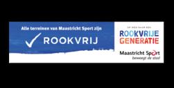 Reclamebord - Rookvrije generatie - met logo / eigen ontwerp rookvrije, generatie, reclamebord, sportclubs, sportveld, voetbalveld