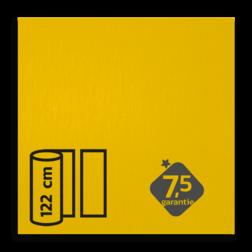 Reflecterende folie Geel klasse 1 T-1501-B reflex, fluoricerend, reflecterend, retroreflex, retroreflecterend, retro, bordfolie, signface