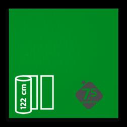 Reflecterende folie Groen klasse 1 T-1507-B reflex, fluoricerend, reflecterend, retroreflex, retroreflecterend, retro, bordfolie, signface