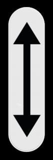 Verkeersbord GXd: Dit verkeersbord duid aan dat deze reglementering over een langere afstand geldig is. Dit bord wordt geplaatst onder een parkeer beperking of toelating. Verkeersbord SB250 G type Xd - Reglementering op een lange afstand GXd