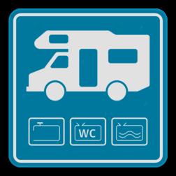 Product Kampeerauto serviceplaats Kampeerauto serviceplaats loosplaats, losplaats, campers