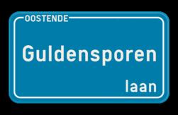 Straatnaambord België 4:2 + Stad/Gemeente Straatnaambord, België, Belgisch, Belgische, Naambord, Antwerpen, Brussel