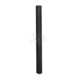 Trottoirpaal - type Breda - antracietgrijs DB703 (fijnstructuur) Trottoirpaal, stoeppaal, afzetpaal, straatpaal