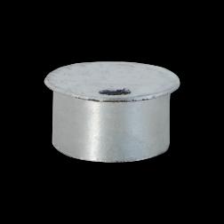 Cover voor grondkoker - wegneembare paal Ø76mm dop
