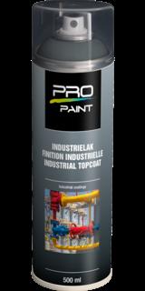 Industrielak grijs - 500 ml - hoogglans verfspuitbus, metaallak, industrielak, industriële coating, grijs