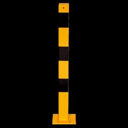 Rampaal 70x70x900mm wegneembaar Rampaal, Afzetpaal, Ramkraak, Magazijn, Inrichting, Juwelier, Bank, Ramzuil, veilig, ram, Menhir, Beveiliging