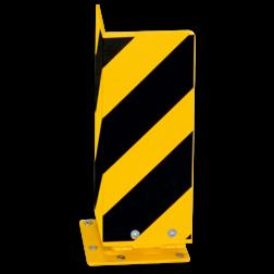 Hoekbeschermer Flexibel 160x160x5mm Aanrijdbeveiliging, Aanrijdbeugel, Beugel, Aanrijding, Beveiliging, Ram, Rambeugel, Aanrijdbescherming, Vangrail