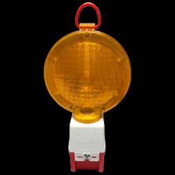 Werflicht Monolight ⌀180mm oranje lamp, heklamp, obstakellamp
