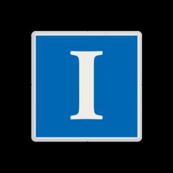 Scheepvaartbord Toestemming ligplaats te nemen (ankeren en meren) met ten hoogste het aangegeven aantal schepen langs zijde van elkaar aan de zijde van de vaarweg waar het bord is geplaatst. Het teken wordt alleen toegepast als de afmetingen van de schepen, die van de ligplaats gebruik maken, globaal bekend zijn. Indien dit niet het geval is, verdient het aanbeveling om het teken E.5.1 toe te passen. Scheepvaartbord BPR E. 5. 3 - Toestemming ligplaats te nemen met ten hoogste het aangegeven aantal schepen E. 5. 3 water, E5, E5.3, aanwijzingstekens, aanwijzingsborden, waterweg, waterwegen, scheepvaarttekens, verkeerstekens,