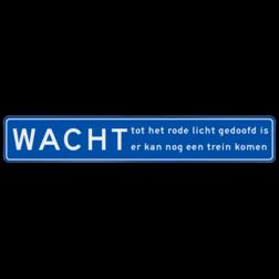 Product Wachtplank Wachtplank 1200x200mm - klasse 3 SO RS - WA NS, plankje, ProRail
