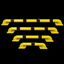 Beschermbeugel - Stalen vloerbalk  Ø60x115 mm hoog (SH2) Aanrijdbeveiliging, Aanrijdbeugel, Beugel, Aanrijding, Beveiliging, Ram, Rambeugel, Aanrijdbescherming, Vangrail