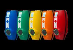 EVBOX cover gespoten in andere RAL-kleuren Laadstation, oplaadpaal, laadpaal, EV Box, oplader, elektrische auto, thuis, aan huis, laadpunt, oplaadpunt, laadsessie, registreren, registratie, autolaadpunt, laadpasje