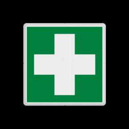 Reddingsbord E003 - EHBO middelen Reddingsbord E003 - EHBO middelen Hulp kruis, EHBO, help, eerste hulp, noodhulp, vluchtroutebord, reddingsmiddelbord, evacuatie, evacuatiebord, veiligheidspictogram, veiligheidsbord, Nooduitgang pictogrammen, Vluchtrouteaanduiding, Verzamelplaats pictogram, Reddingspictogram, nooduitgang symbool, teken, icoon, symbolen, reddingsborden, bhv bord
