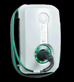 Homeline Autostart met vast kabel Laadstation, oplaadpaal, laadpaal, EV-Box, EVBox, oplader, elektrische auto, thuis, aan huis, laadpunt, oplaadpunt, laadsessie, registreren, registratie, autolaadpunt, laadpasje