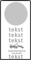 Verkeersteken + 2 tekstregels + Pictogram + Ondertekst