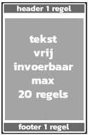 banner boven + tekstblok + banner onder