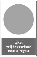 1 picto + tekstblok