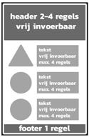 Banner + 3x picto met tekst + sluitregel