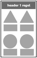 Banner + 4x picto-P