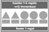 2 regels + 5x picto-P + 1 regel